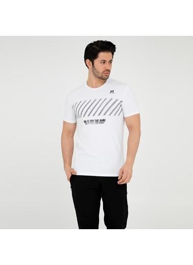 New Brand Tişört Beyaz